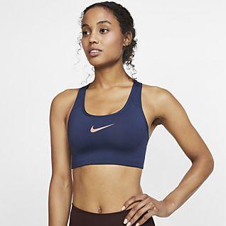 d23d1e1e6e007 Women's Medium-Support Sports Bra. 4 Colours. ₪ 129.90. Nike Swoosh