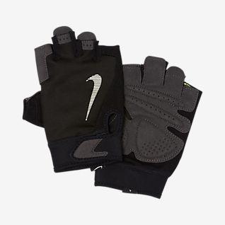 Training und Fitness Handschuhe. Nike AT