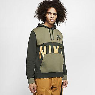 New Men's Hoodies & Pullovers.