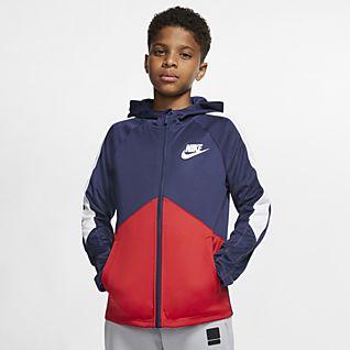 597e6f15 Drenge Jakker og veste. Nike.com DK