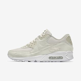 Trend Mark Nike Air Max 90 Essential Trainer Red Coral Sand