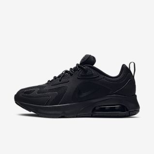 nike negra hombre zapatillas