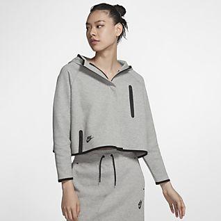 nike tech fleece hoodie women& 39
