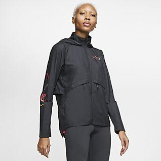 Clayton on | Running jacket, Running women, Nike women