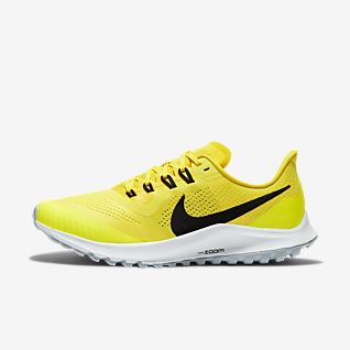 nike air pegasus amarillo