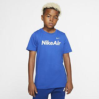tee shirt enfant nike garcon