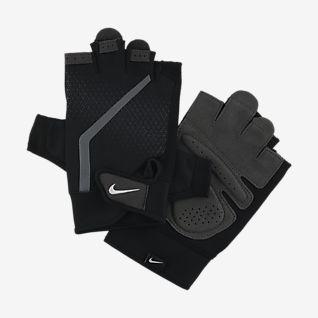 Herren Training und Fitness Handschuhe. Nike AT