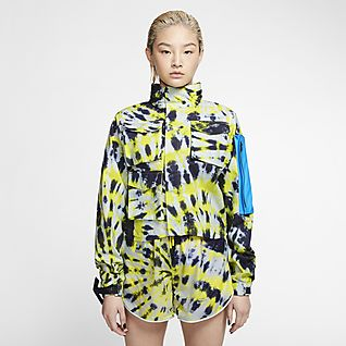 Nike x Off White™ Women's Camo Jacket