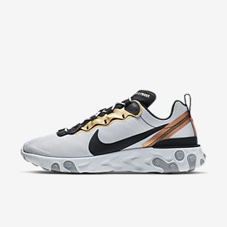 Herren Nike React Schuhe. Nike AT