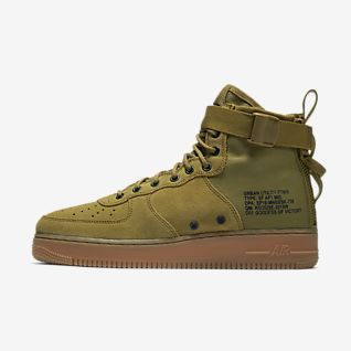 Verde Air Force 1 Scarpe. Nike.com CH