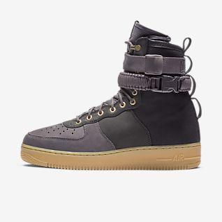 Nike Herren Sf Af1 Sneakers, beige