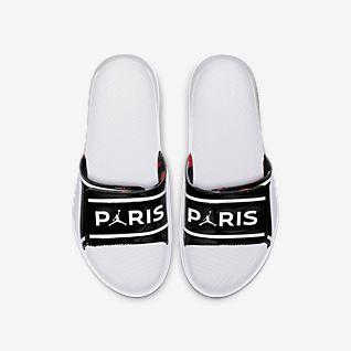 info for 9654c e1ed4 Men's Jordan Sandals, Slides & Flip Flops. Nike.com GB