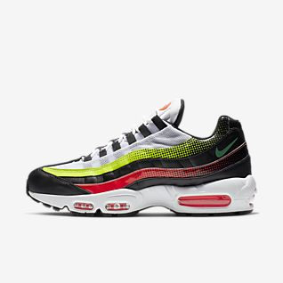 Nike Air Max 95 360 Night Ops Mens Trainers Flyknit Shoes