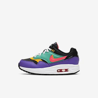 Nike Air Max 1 Womens Trainers Retro Sport Red,nike air max