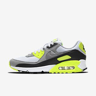 stiefel Nike Air Max 90 Ultra Essential Trainers in Weiß