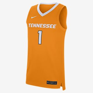Men's Nike White Tennessee Volunteers Basketball Just Do It