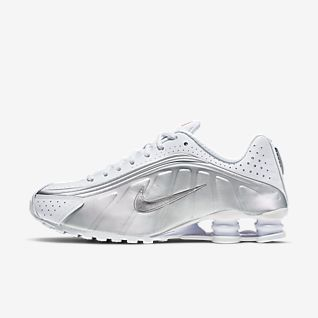 nike shox r4 flywire cheap blue and purple shoes billig