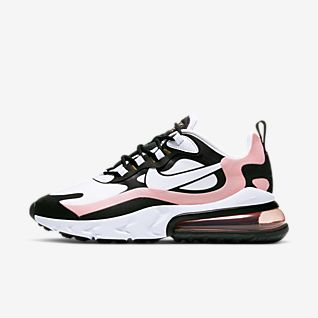 Nike Casual Sko Rabat,Air Max 1 Dame SortHvide