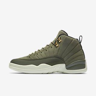 new concept b38a4 d58bc Jordan 12 Green shoes. Nike.com SG