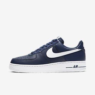 Blu Air Force 1 Scarpe. Nike CH