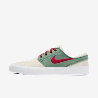 Bianco Skate Scarpe. Nike IT