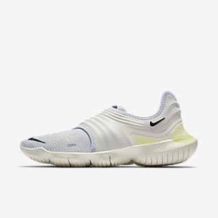 Nike Free Trainer 5.0 Grey Yellow Kids White Sneakers  City