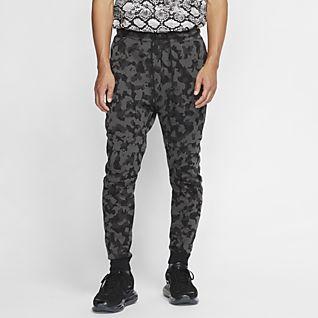 Details zu Nike Men's NSW Air Fleece Heritage Sweatpants Jogger Bottoms Track Jogging Pants