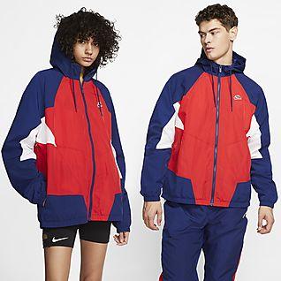 Nike Academy Canada Women's Track Jacket '19 Red