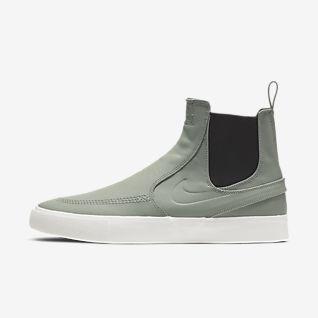 Zapatillas Nike Sb Nyjah Free Suela Negra Triple Black 003