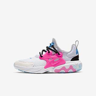 sale retailer b29c6 4da13 Nike Presto Girls' Shoes. Nike.com