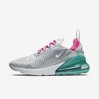 Women's Air Max 270 Shoes.