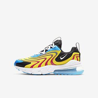 nike air max 270 shoes yellow