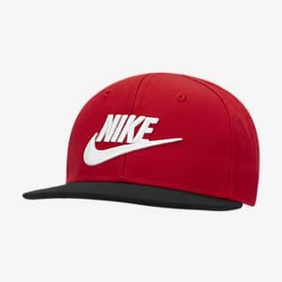 przed Sprzedaż za kilka dni oficjalna strona Dzieci Czapki, daszki i opaski. Nike PL
