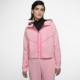 Klassisch Nike Tech Fleece Windrunner Sequoia Mäntel Herren