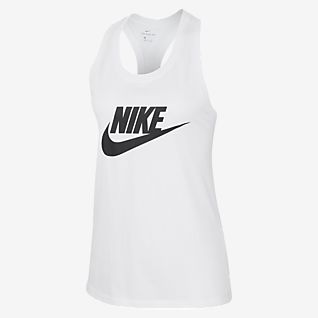 45500517b1 Women's White Tank Tops & Sleeveless Shirts. Nike.com