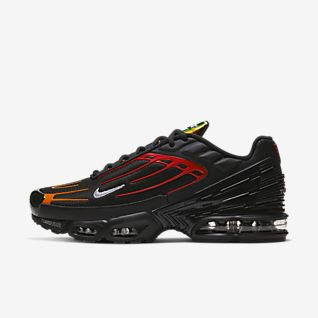 Nike Air MAX Invigor Print, Zapatillas de Running para Hombre negro gris, 45 EU