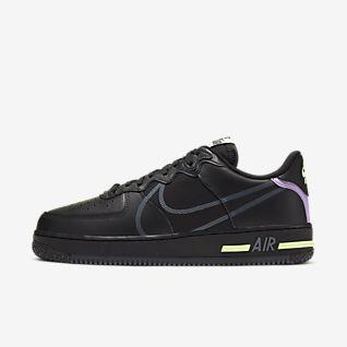 Hommes Noir Nike Air Chaussures. Nike MA
