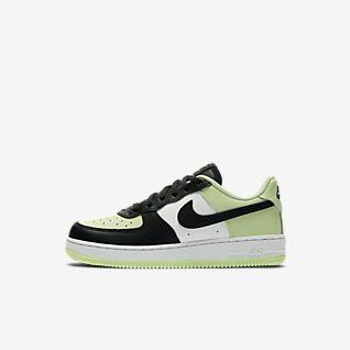 Børn Air Force 1 Low top Sko. Nike DK