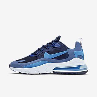 Herren Blau Air Max 270 Schuhe. Nike DE