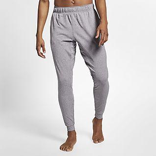 Herre Yoga Joggebukser og sweatpants. Nike NO