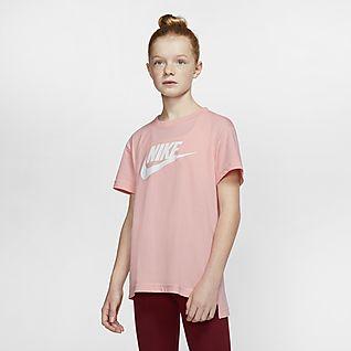 tee shirt enfant nike fille