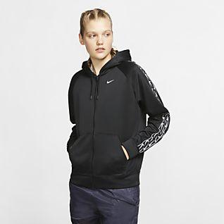 Veste Nike Paris Saint Germain NSW Tech Fleece FZ Essentials CL avec capuche 2019 2020 Enfant