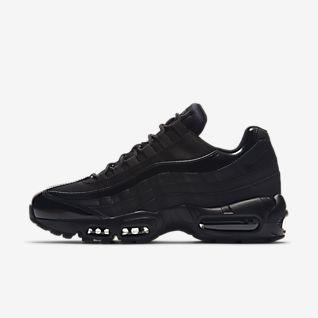 Schwarz Air Max 95 Schuhe. Nike CH