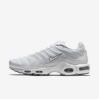 air max tn bianche