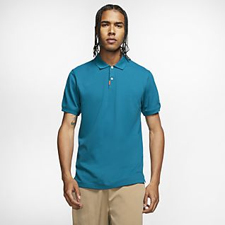 100% authentic faf39 4dbe2 Herren Poloshirts. Nike.com DE