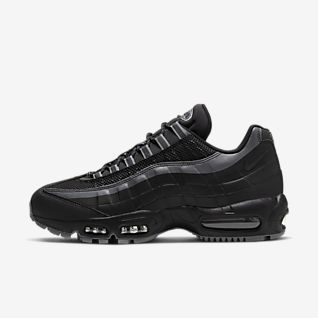 Nike Air Max 95 Premium SE Black Metallic Gold For Sale