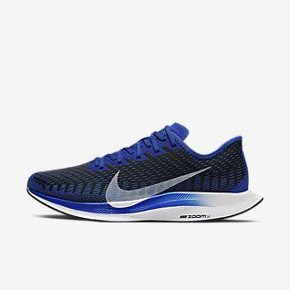 Nike Air Force 1 Heren Trainingsschoen Militair Blauwzwart