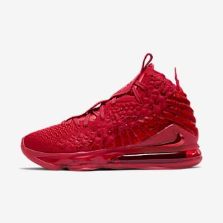 nike red shoes