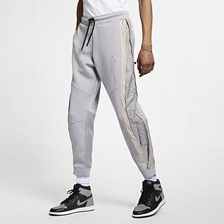 Pantaloni E Shorts Uomo   FNG TECH FLEECE POLS JOGG M Grigio   Nike