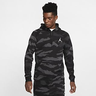 Jordan Noir Sweats à capuche et sweat shirts. FR